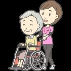 豊田市の介護_定期訪問サービスつばさ(車椅子イメージ)